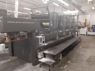 Heidelberg SM 102 VP Machines offset à feuilles