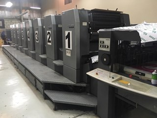 Heidelberg SM 102-8 2002 Sheet Fed