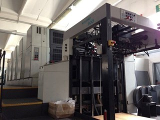 Manroland 904-6W  Sheet Fed