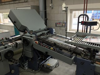 Stahl TF 66 4/4 Folding Machines