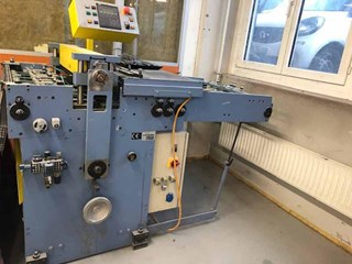 BOGRAMA MULTI BSM/S 750/220/15 Die Cutters - Automatic and Handfed