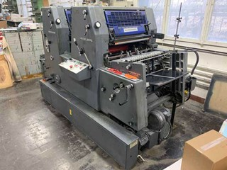 HEIDELBERG GTO 52 Z Sheet Fed