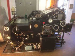 HEIDELBERG KORD 64 Sheet Fed