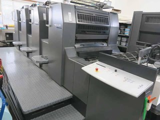 HEIDELBERG PM 74-4-P Sheet Fed