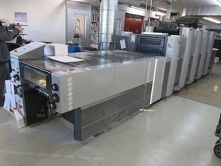 HEIDELBERG SM 52-4+LX 单张纸胶印机