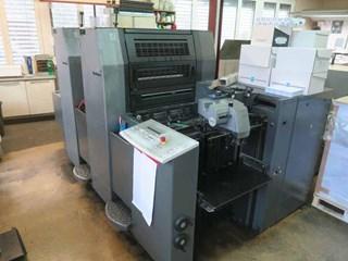 HEIDELBERG SM 52-2-P+ 单张纸胶印机