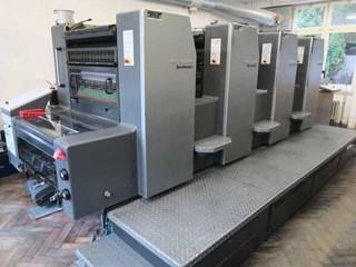 HEIDELBERG SM 74-4-P 单张纸胶印机