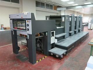HEIDELBERG SM 74-4-P3-H 单张纸胶印机