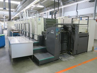 ROLAND 506 0B LTTLV Machines offset à feuilles