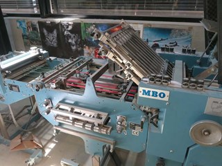 MBO T-400 / 4-K Folding machines