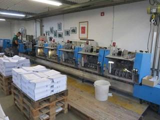 MUELLER MARTINI PRIMA AMRYS Zusammentragmaschine - Sammel hefter