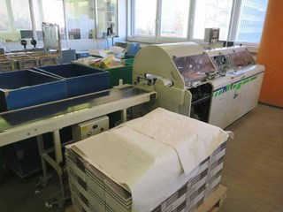 MWT KUVERTA 3000 Mail Room Equipment