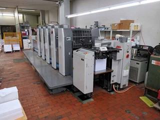 RYOBI 525 GXP 单张纸胶印机