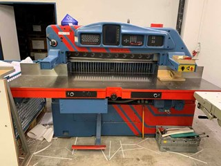 SCHNEIDER SENATOR 115 SC - Video 切纸机