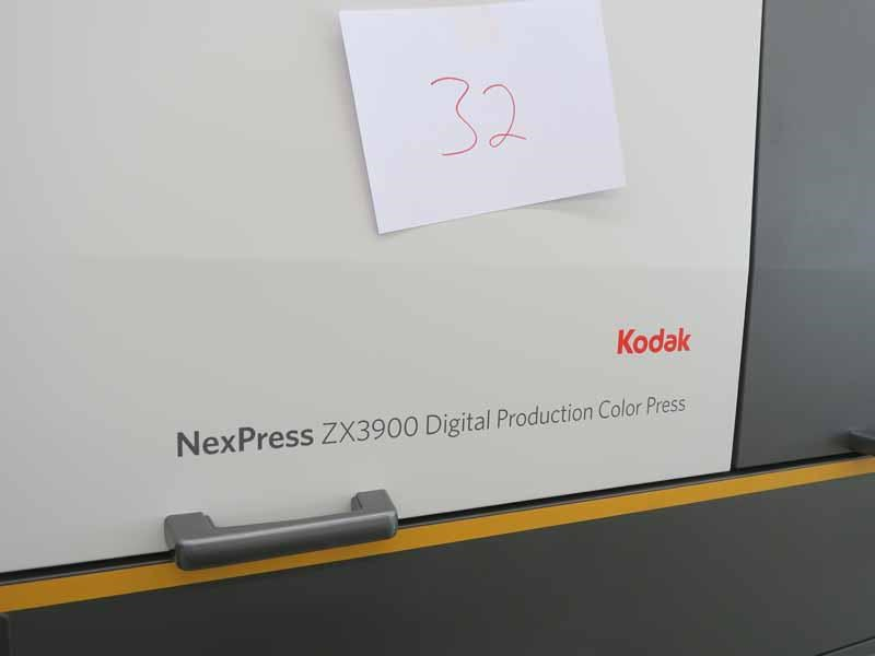 KODAK NEXPRESS ZX3900