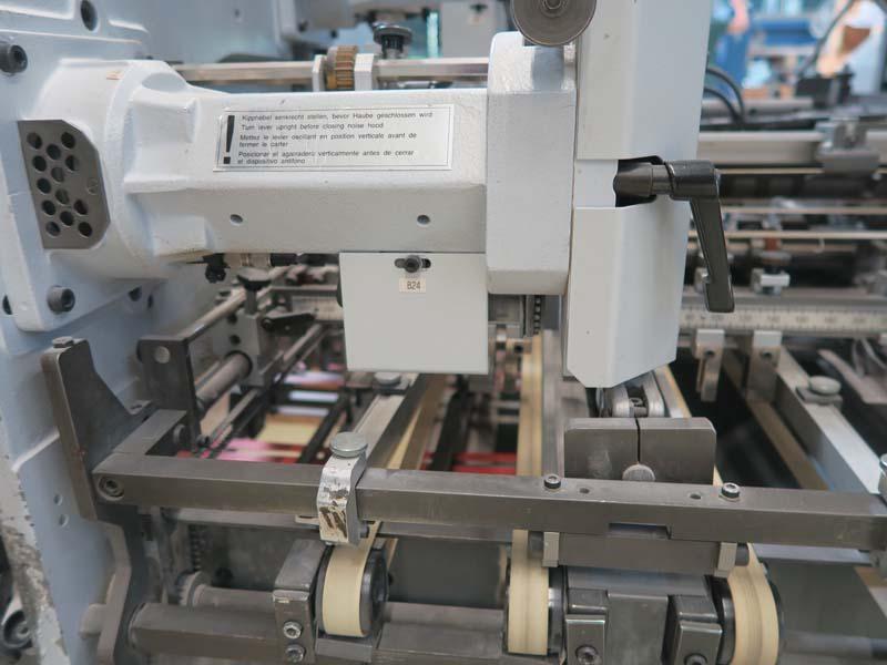 HEIDELBERG Stahlfolder KD.2-66/4 KZ-FD-T