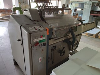Sewing machine Brehmer 381/4E + Headop Máquinas de tapa dura
