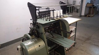 Sewing machine Muller Martini 3253 COUVERTURE RIGIDE