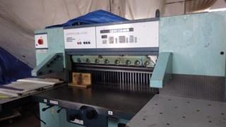 Gullotine Seypa 115 PMC 切纸机