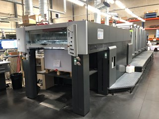 Heidelberg CD 102-4+LX Sheet Fed