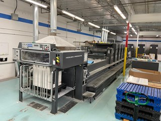 Heidelberg CD 102- SL Sheet Fed
