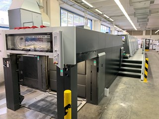 Heidelberg XL 106-8PLX  Sheet Fed