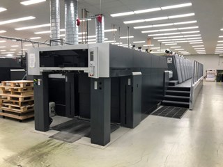 Heidelberg XL106-6LX Sheet Fed