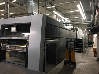 Heidelberg XL145-4+L Sheet Fed