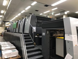 Heidelberg XL145-6LX UV Sheet Fed