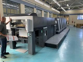 Heidelberg XL 75-5+L-C Machines offset à feuilles