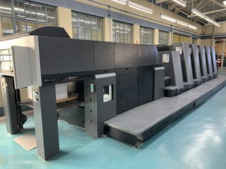 Heidelberg XL 75-5+L-C Sheet Fed