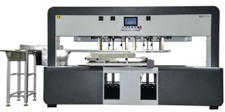 Imavision DH-LF1100 Automatic Blanking Machine Die Cutters - Automatic and Handfed