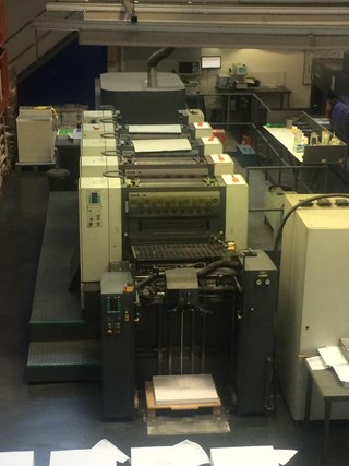 Manroland 504 LV Sheet Fed