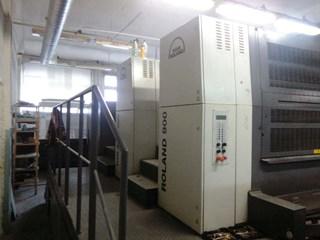Roland 902-5 Machines offset à feuilles