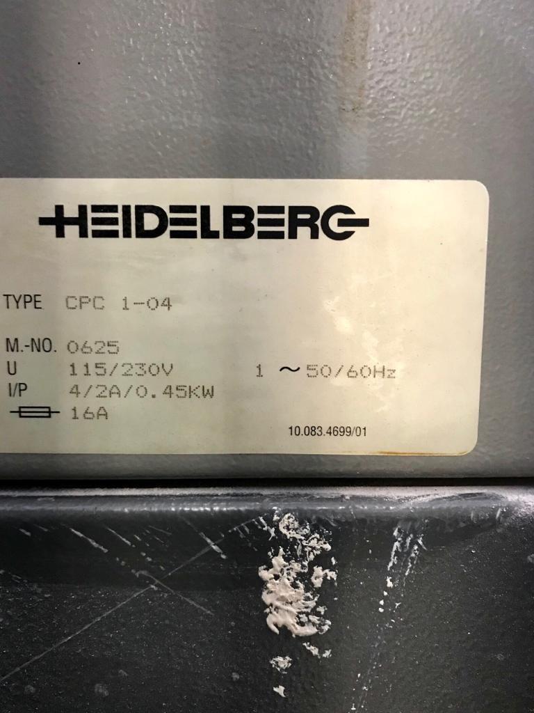 Heidelberg CD 102-6 LYL