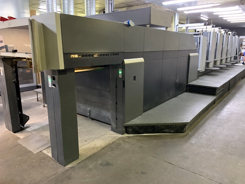 Show details for Heidelberg CX 102-6LX
