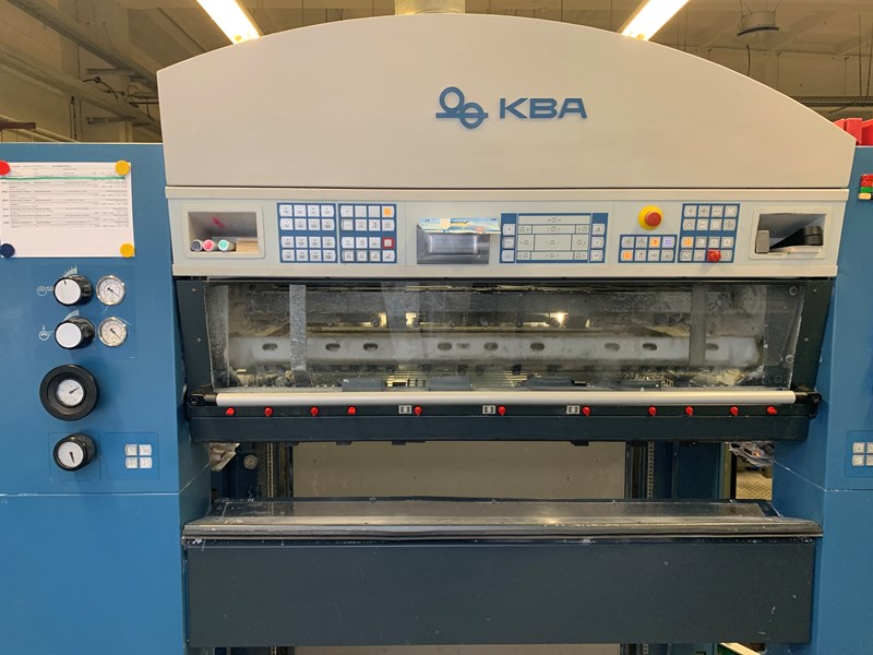 KBA Rapida 142-5L CX ALV3