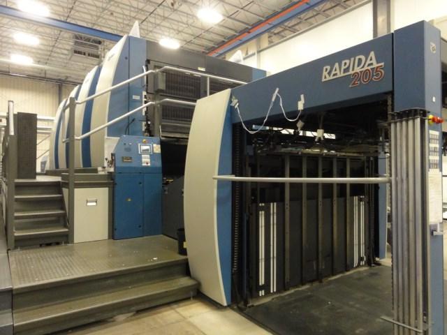 KBA Rapida 205-4