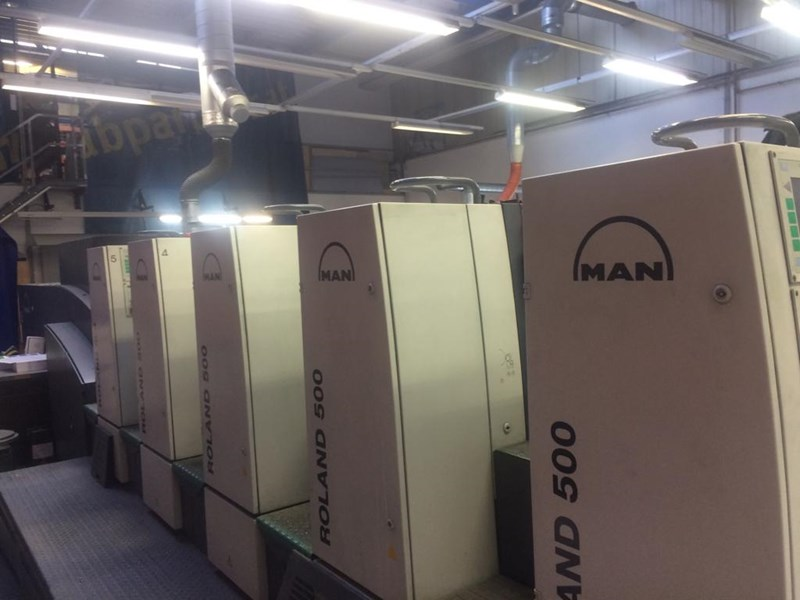 Manroland 504 LV