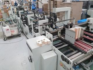 Bobst Domino 110 M Carton /Folder Gluers