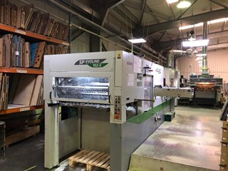 Bobst SP 102 E Evoline Automatic Die Cutter Die Cutters - Automatic and Handfed