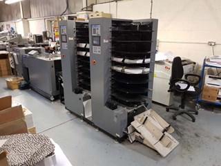 Duplo System 3000 Collators & System 5000 Booklet Maker Booklet Production