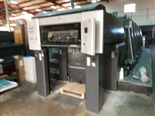 Heidelberg CD 74 5 P H L Sheet Fed
