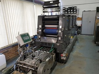 Heidelberg GTO 46 VP NP Sheet Fed