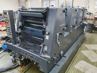 Heidelberg GTO 52 V + Sheet Fed