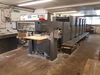 Heidelberg MOFH L Sheet Fed