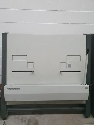 Heidelberg 102 /74 Plate Punch Sheetfed Components