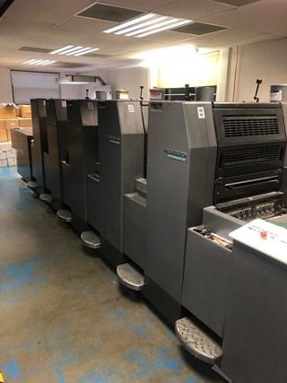 Heidelberg SM 52 5 PH 单张纸胶印机
