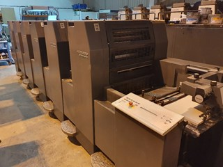 Heidelberg SM 52 6 Sheet Fed