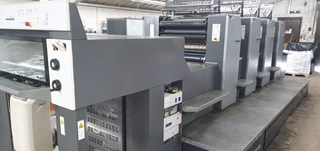 Heidelberg SM 74 4PH Sheet Fed